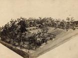 明治・大正期 移転当時の愛知育児院の模型の画像