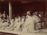 明治・大正期 当時の院長と子ども達の画像