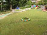 平成期 南山ルンビニー保育園 園庭の様子